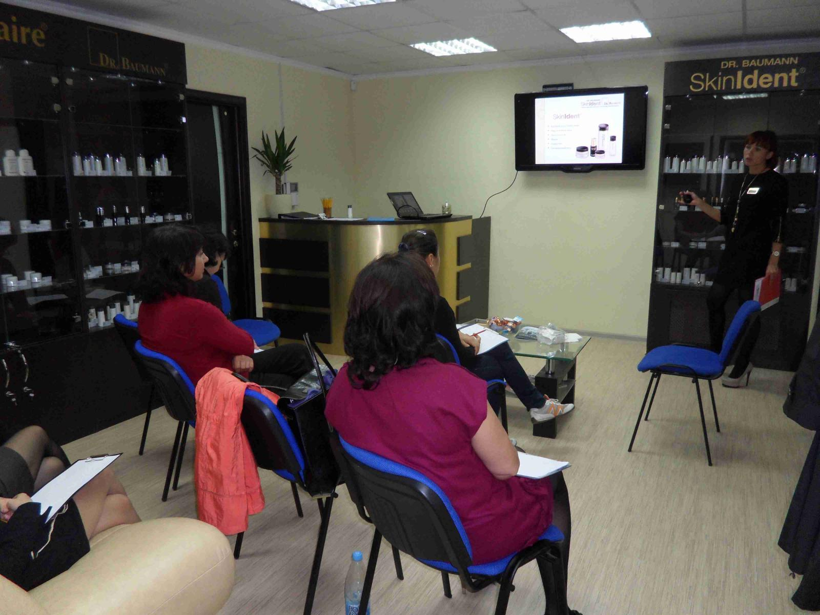 Семинары для Косметологов