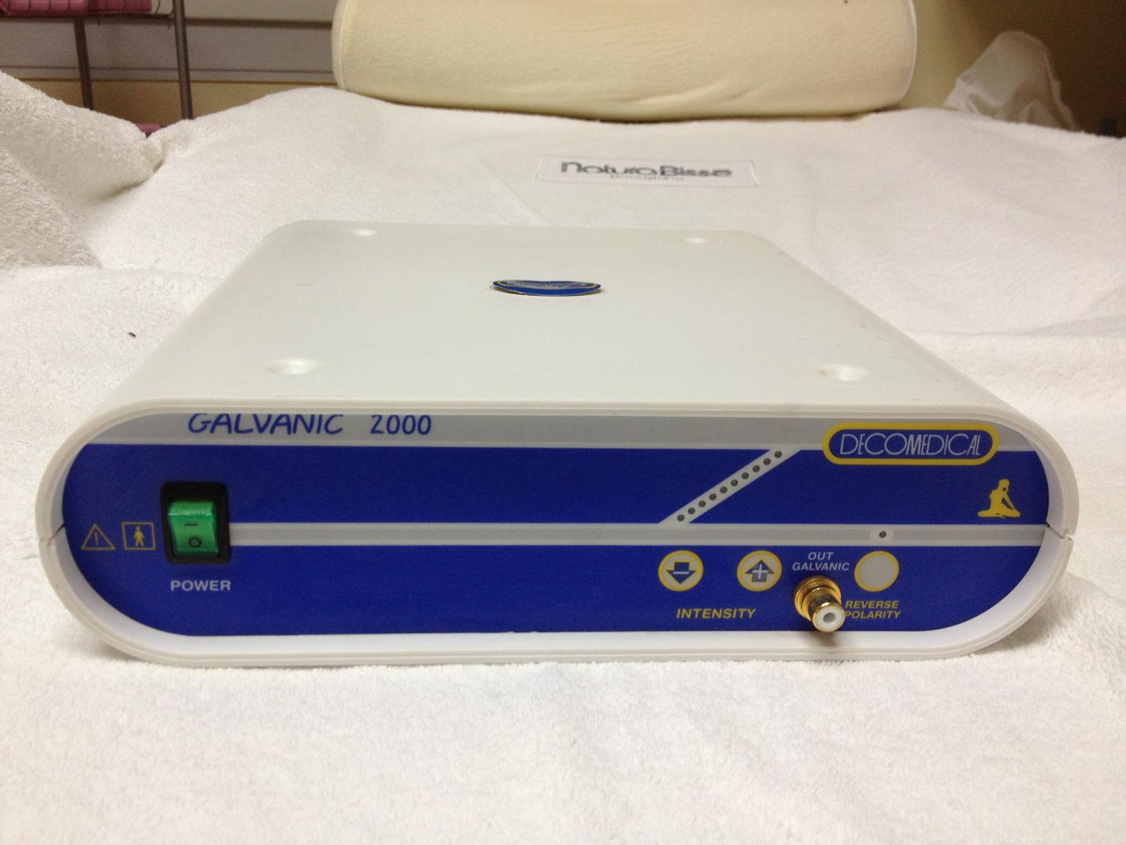 Аппарат для ионофореза Galvanic dec 13, Decomedical (Италия)