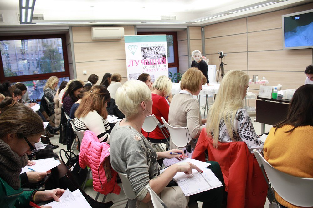 Учебный центр «НикОль» является местом встречи профессионалов