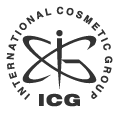 International Cosmetic Gro