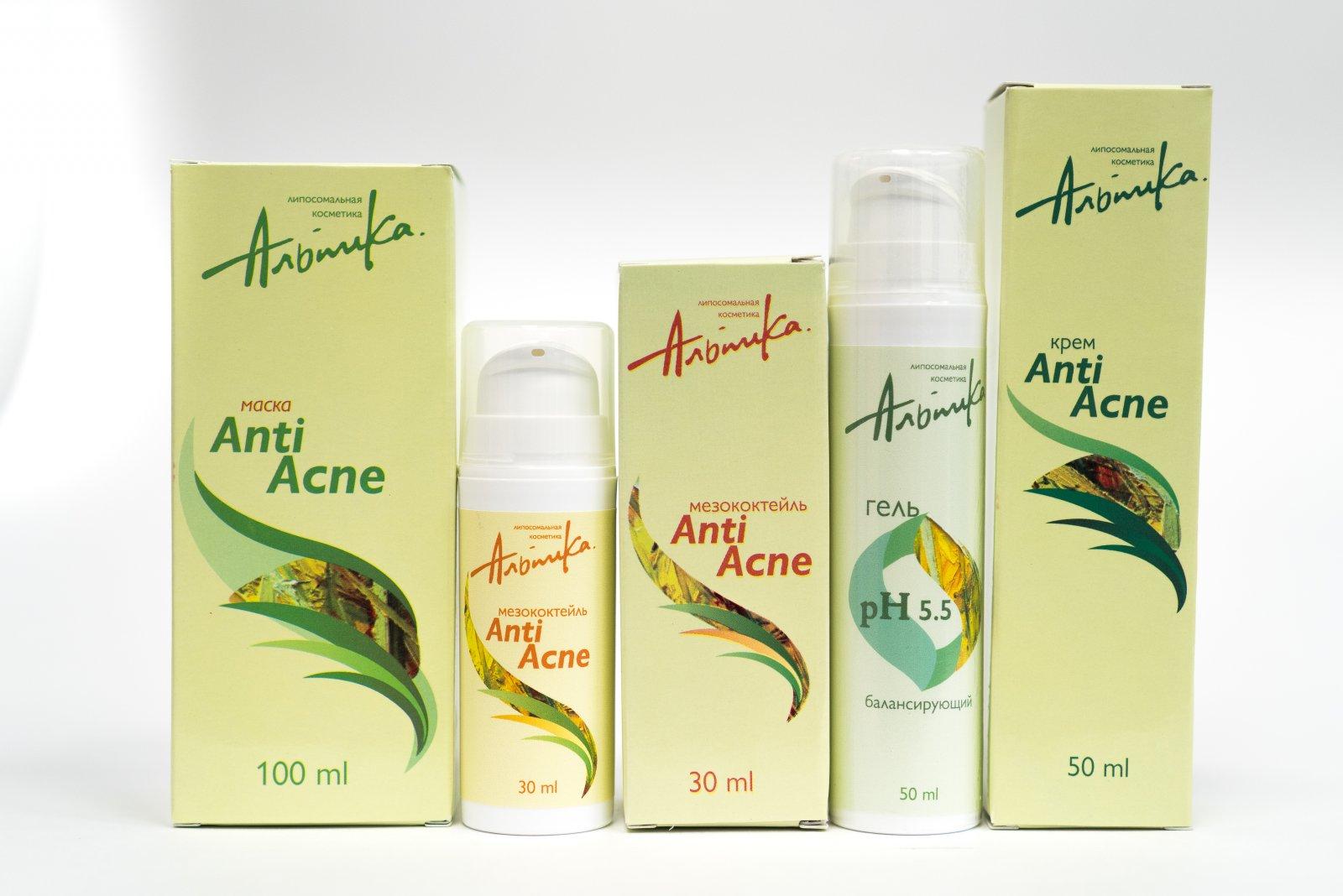Серия AntiAcne