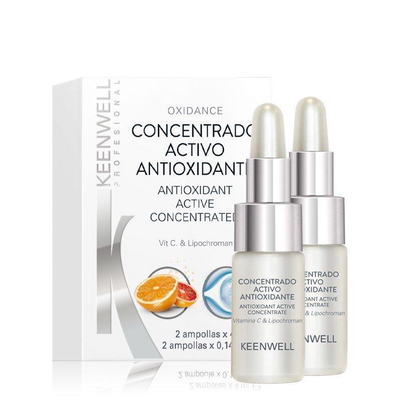 Oxidance – Concentrado Activo Antioxidante – Активный антиоксидантный концентрат