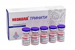 Линия отечественных препаратов НЕОКОЛЛ®