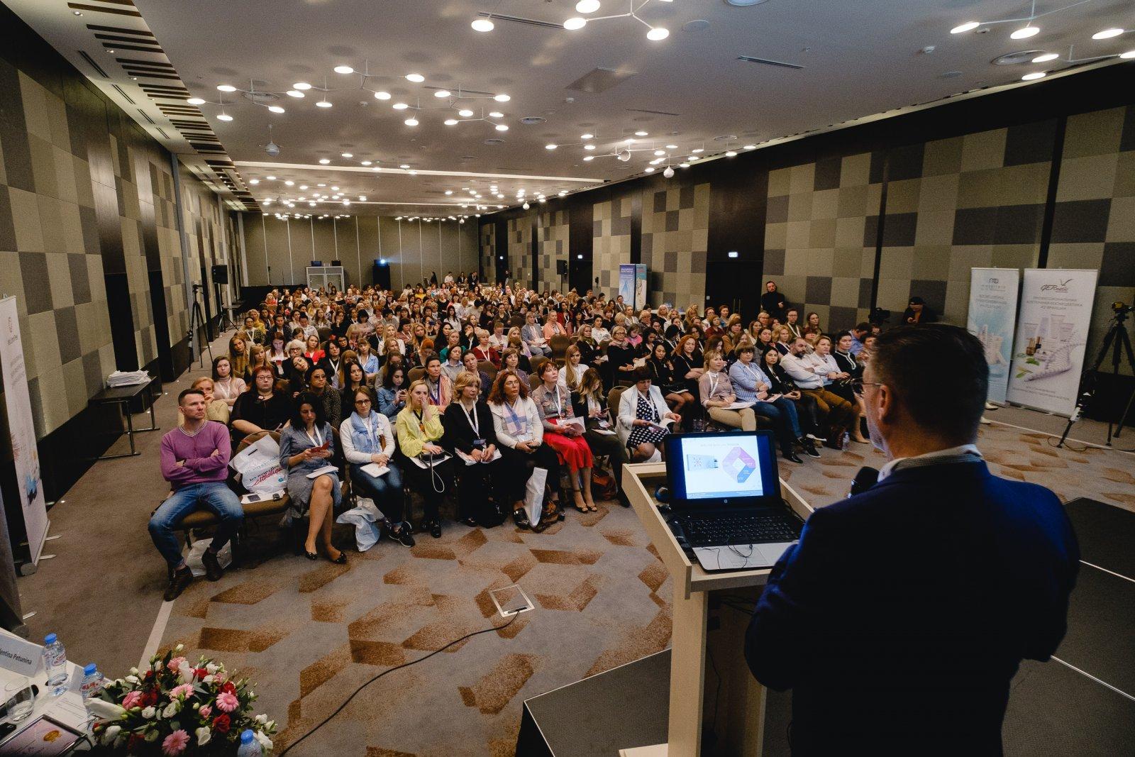 Конференция ENTERESTET, Москва апрель 2019