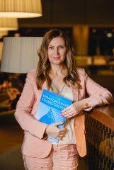 Наталья Павловна Михайлова, научный руководитель Международного образовательного проекта ENTERESTET