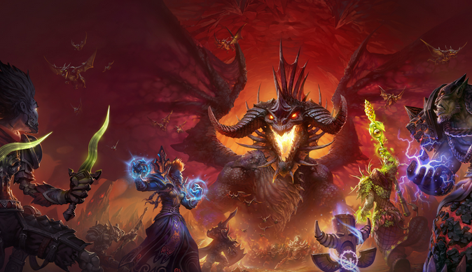 Take you into World Of Warcraft in all directions